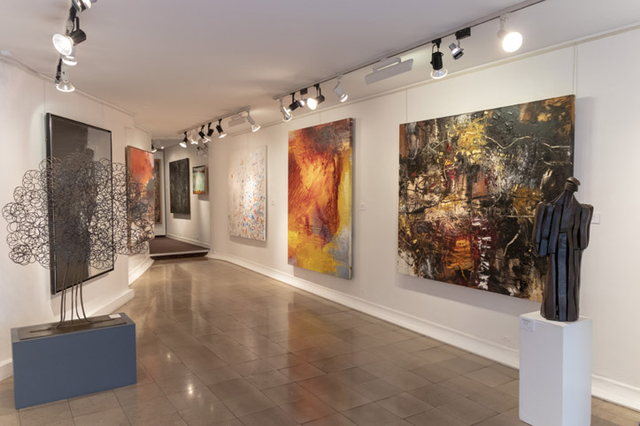 Galerie art abstrait belgique for Galerie art abstrait